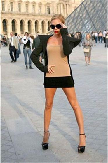 Victoria Beckham'ın stil dolu gardırobu